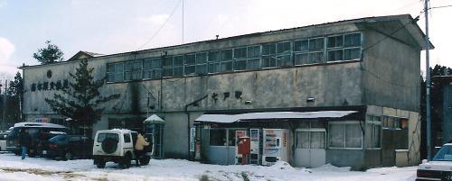 南部縦貫鉄道 七戸駅_e0030537_22231898.jpg
