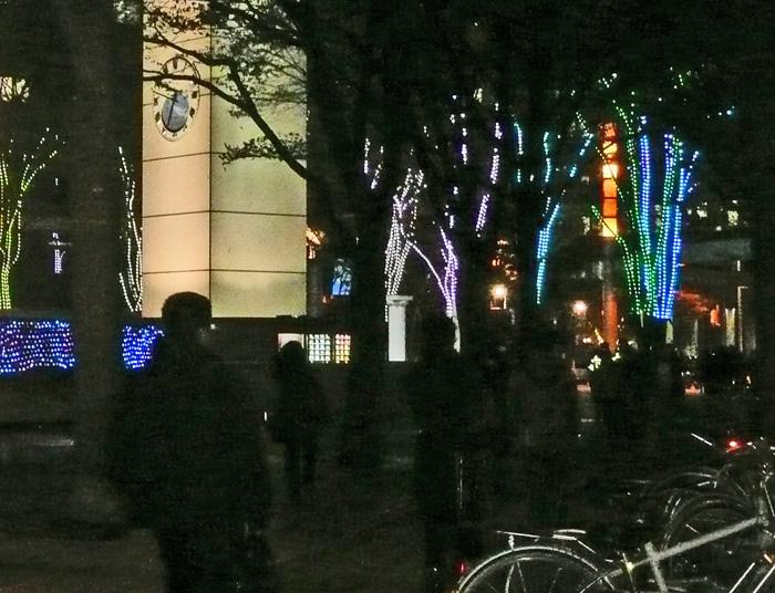 西新宿のイルミネーション_c0192843_21505597.jpg
