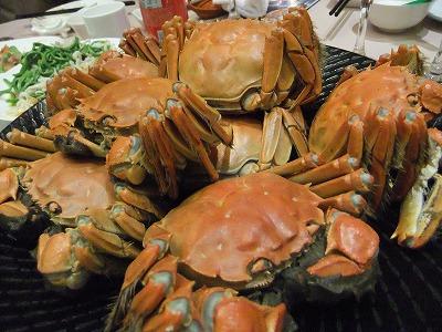 激旅!上海2泊3日2010 (10)~「魚翅撈飯」と「王宝和」_e0173645_10463526.jpg