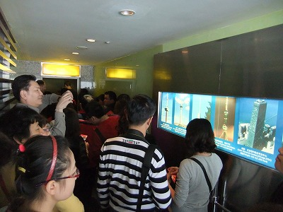 激旅!上海2泊3日2010 (9)~東方明珠塔_e0173645_8443610.jpg