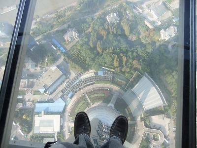 激旅!上海2泊3日2010 (9)~東方明珠塔_e0173645_910545.jpg