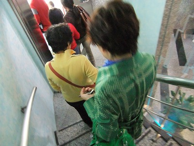 激旅!上海2泊3日2010 (9)~東方明珠塔_e0173645_923485.jpg