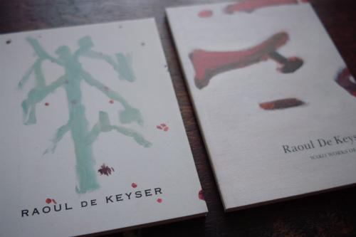 Raoul De Keyser books_b0129548_22445431.jpg