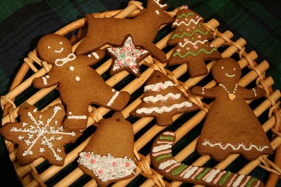 さらさらサラダ 『ジンジャークッキー』レシピ。_e0045565_2216206.jpg