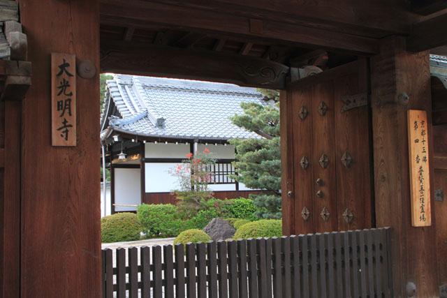 相国寺 散りモミジ_e0048413_19421332.jpg