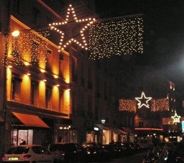 St.Germain(サン ジェルマン) 界隈のChristmasデコレーション_f0214437_4594122.jpg