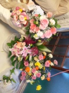 お花は頑張って全部もって帰ったよ〜_e0114246_15494024.jpg