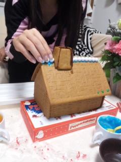 お菓子の家作りました1_e0114246_1712372.jpg