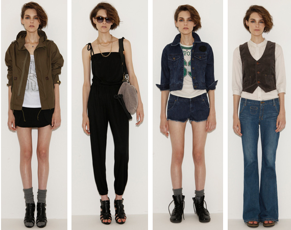 Stussy Women Spring/Summer 2011 Lookbook