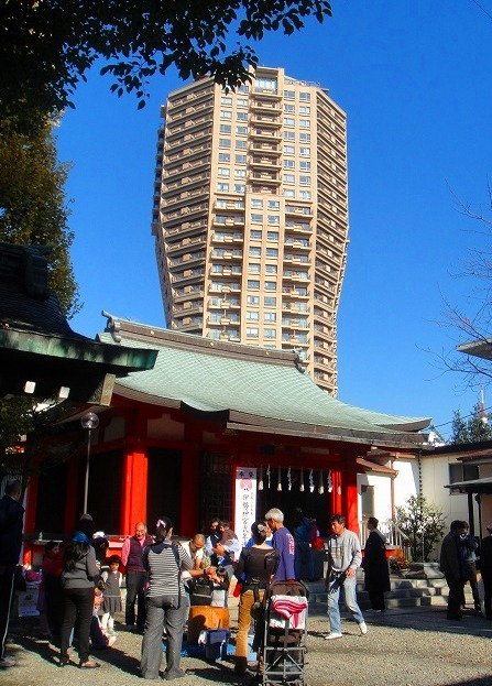 <2010年12月1日>港区探訪(その6):「麻布・青山・赤坂」編_c0119160_2112396.jpg