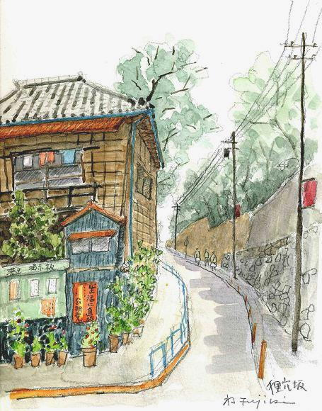 <2010年12月1日>港区探訪(その6):「麻布・青山・赤坂」編_c0119160_21282493.jpg