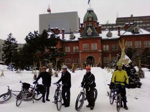 """""""雪道"""" 自転車ツアー 2010'_d0197762_16123830.jpg"""