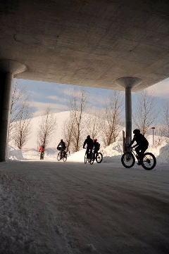 """""""雪道"""" 自転車ツアー 2010'_d0197762_1623658.jpg"""