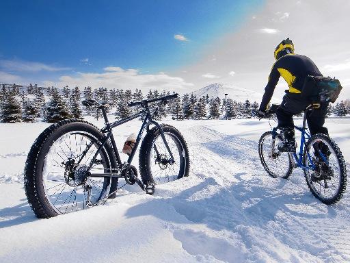 """""""雪道"""" 自転車ツアー 2010'_d0197762_1644764.jpg"""