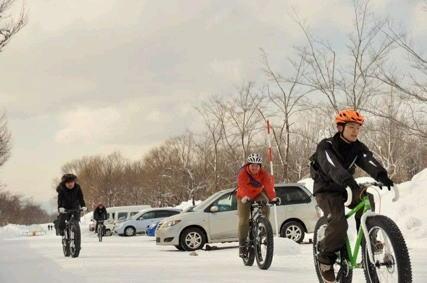 """""""雪道"""" 自転車ツアー 2010'_d0197762_1653273.jpg"""