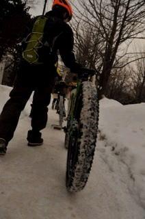 """""""雪道"""" 自転車ツアー 2010'_d0197762_1682168.jpg"""