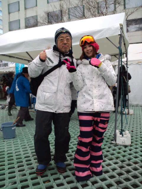 苗場スキー場 ☆ オープニングイベント_c0151965_325750.jpg