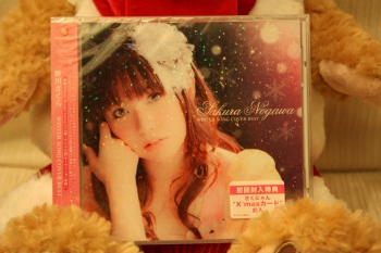 『WINTER SONG COVER BEST』もうすぐ発売っ☆_d0174765_0121629.jpg