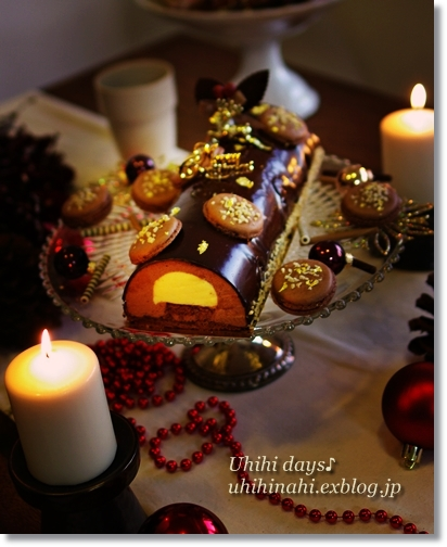 Happy Christmas Sweets♪_f0179404_21235849.jpg