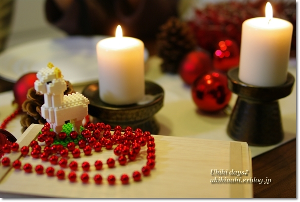Happy Christmas Sweets♪_f0179404_21261173.jpg