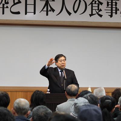 小泉武夫先生講演会_d0063218_10124968.jpg