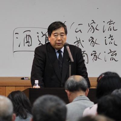 小泉武夫先生講演会_d0063218_1022265.jpg