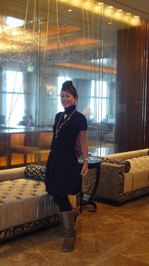 シャングリ・ラ ホテル 東京にステイしましたっ!_f0215324_13314854.jpg