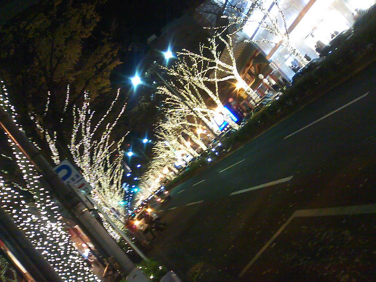 クリスマスイルミネーション_c0124528_14444152.jpg