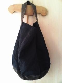 冨沢恭子さんから 届いた かばんの画像_b0132442_1992439.jpg
