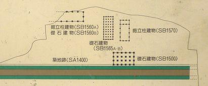 太宰府政庁跡・速報・出土した大量の鉄器を見て来ました・ここは最強の風水地だよ~_c0222861_12561727.jpg