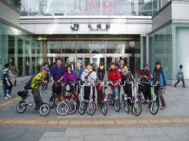 THE BROMPTON ouners meeting in SAPPORO_d0197762_17445556.jpg