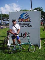 HonoluluCenturyRide Report With The BROMPTON _d0197762_17571718.jpg