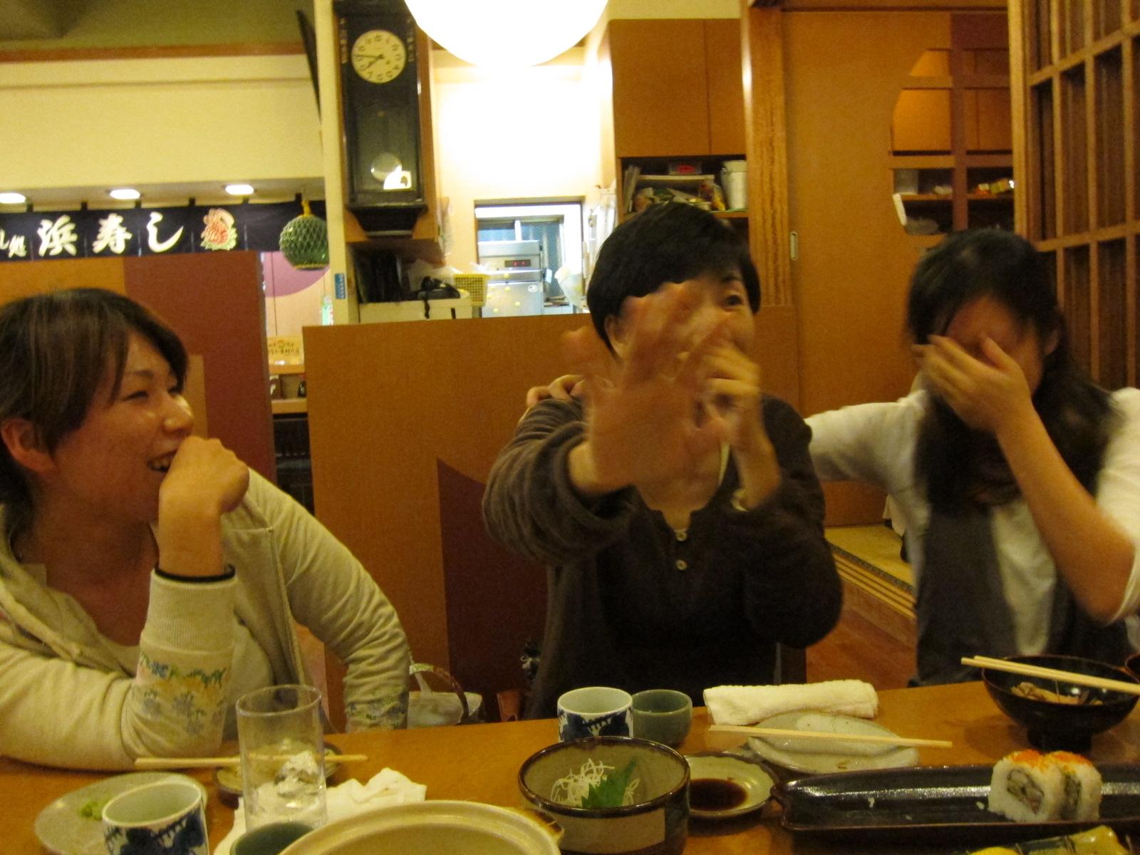 meeting at the hamasushi._c0153966_2126569.jpg