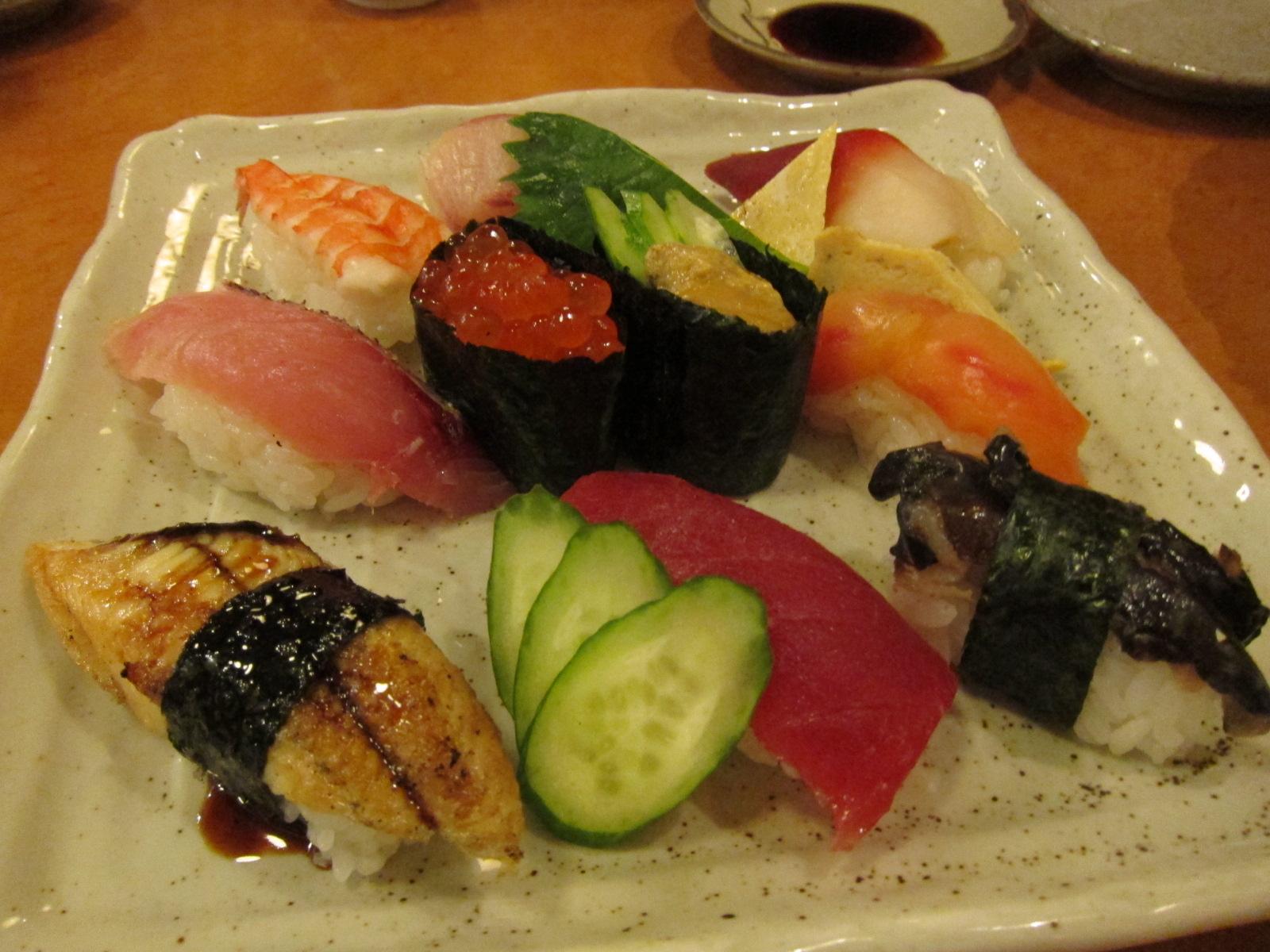 meeting at the hamasushi._c0153966_2194153.jpg
