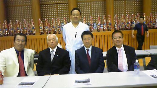 新極真会2010年メディア謝恩会_c0186691_1834478.jpg