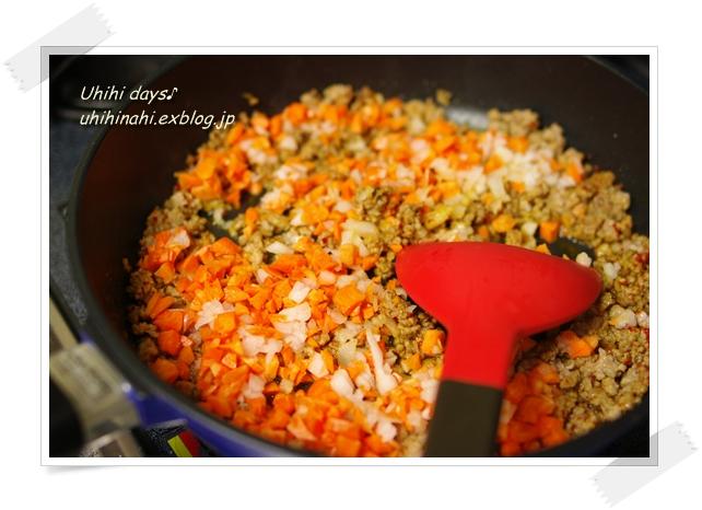 野菜たっぷりマーボー豆腐 _f0179404_22175644.jpg