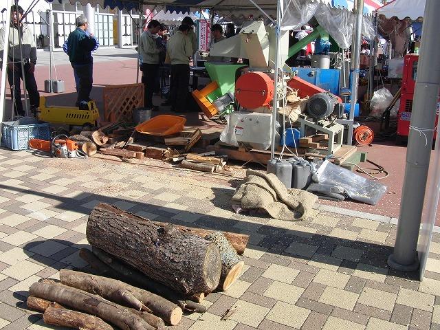 木質バイオマスの可能性がとても興味深かった「富士市環境フェア」_f0141310_233736.jpg
