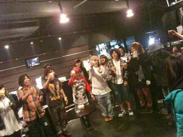 Merry Quintet @ 1st SG「彼女達の行方」 レコ発スタート_d0131511_26236.jpg