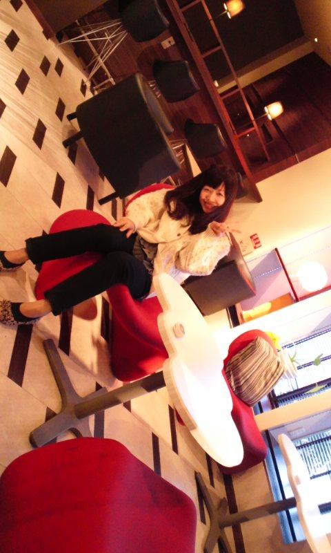 ☆女子会☆_e0152317_23504876.jpg