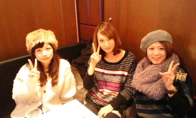 ☆女子会☆_e0152317_23541897.jpg
