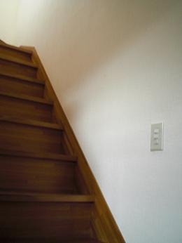 階段に手すりを取り付け_d0165368_5261010.jpg