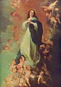 無原罪の聖マリアの祝日_c0203401_0593960.jpg