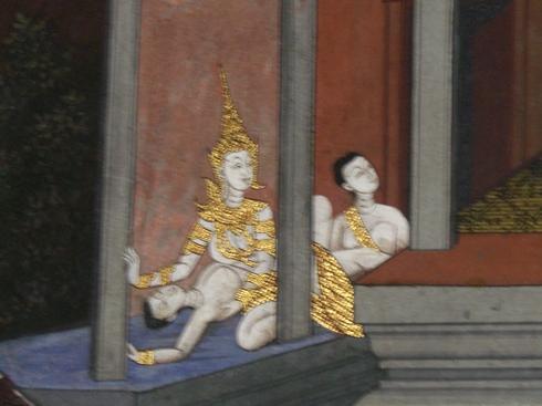 ワットプラケオ(エメラルド寺院)_d0116009_4454491.jpg
