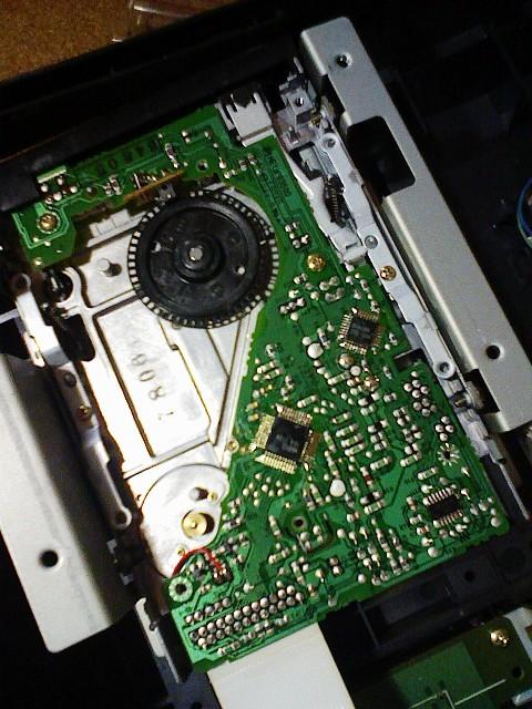 X-3のフロッピーディスクドライブを修理した_f0159328_15291946.jpg