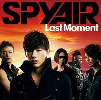 人気急上昇中ロックバンドSPYAIR 「Last Moment(BLEACH ver.)」配信start!!_e0025035_23303920.jpg