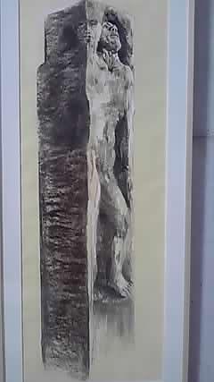 ジュリアーノ、ヴァンジ美術館_d0136540_21453418.jpg