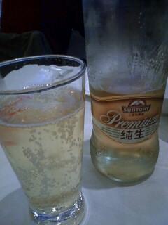 ☆燕京ビール_b0145843_154448.jpg