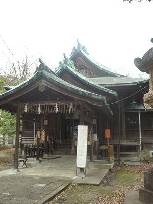 天照神社(1)ついにニギハヤヒの宮へ行きました!_c0222861_20571054.jpg
