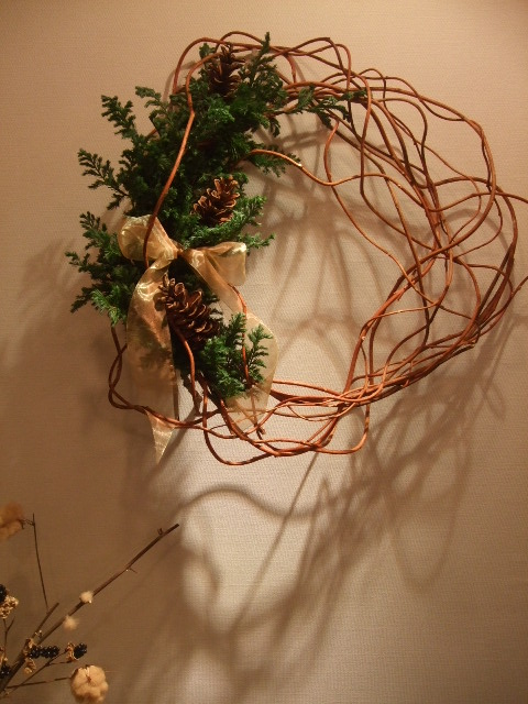 オークリーフ花の教室(落合さんの作品)_f0049672_910413.jpg