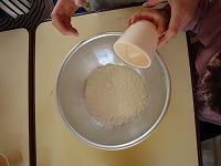 小麦粉ねんどをつくったよ~_f0202388_20435176.jpg